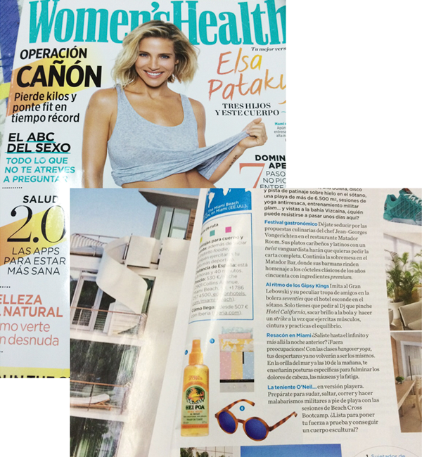 Cover WOMEN'S HEALTH May 2015